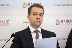 尼古拉尼基弗罗夫 免版税库存图片