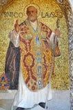 尼古拉斯圣徒 免版税库存照片