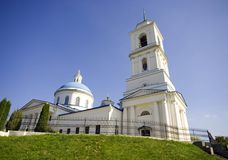 尼古拉斯教会Serpukhov 库存图片