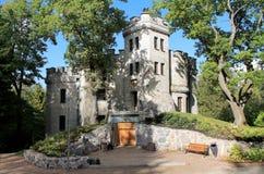 尼古拉fon Glehn城堡 免版税库存照片