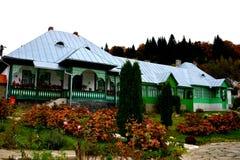 尼姑细胞在Suzana修道院 免版税库存照片