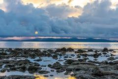 尼尔海岛 免版税库存照片