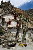 尼泊尔喜马拉雅山山 免版税库存图片