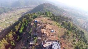 尼泊尔地震 影视素材
