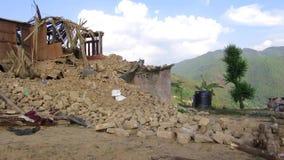 尼泊尔地震 股票录像