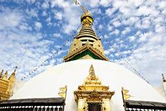 尼泊尔塔 免版税图库摄影