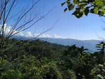 尼泊尔的美好的地方 免版税库存照片
