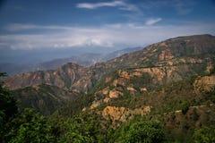 尼泊尔风景 图库摄影