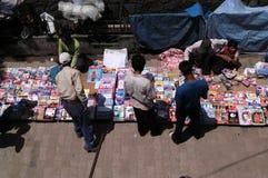尼泊尔 加德满都中心城市 免版税库存图片