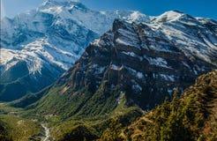 尼泊尔 库存图片