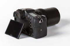 索尼网络射击的DSC-RX10 II, 20 megapixels 库存图片