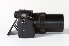 索尼网络射击的DSC-RX10 II, 20 megapixels 免版税库存图片