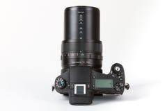 索尼网络射击的DSC-RX10 II, 20 megapixels 免版税图库摄影