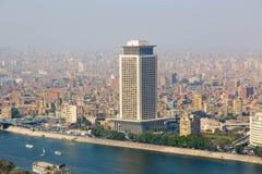 尼罗河-埃及 库存图片