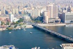 尼罗河-埃及 免版税库存照片