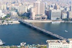 尼罗河-埃及 免版税图库摄影