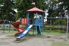 尼赫鲁公园高哈蒂,印度 库存照片