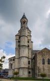 尼韦尔修道院,比利时 免版税库存照片