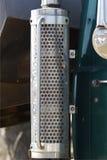 尾气卡车 库存照片