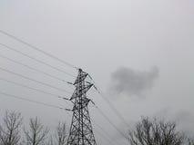层云,南安普敦,英国 免版税库存照片