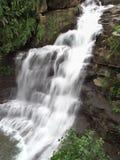 7层数瀑布 库存照片