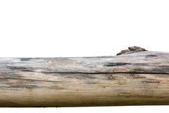 居住的木材 库存照片
