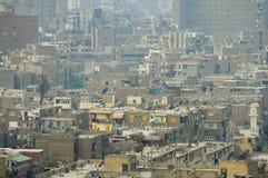 居民住房-开罗-埃及 免版税库存照片