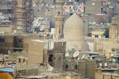 居民住房-开罗-埃及 库存图片