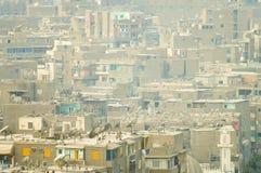 居民住房-开罗 免版税库存图片