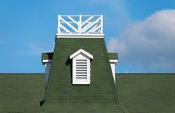 屋顶塔 库存图片