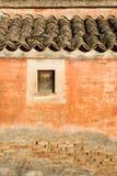 屋顶小的视窗 免版税库存图片