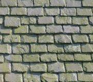 屋顶板岩 免版税图库摄影