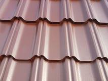 屋顶板料 图库摄影