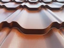 屋顶板料 免版税库存图片