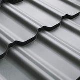 屋顶板料kroll 库存图片