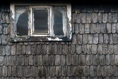 屋顶标题 免版税图库摄影