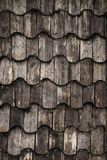屋顶标题 免版税库存图片