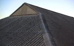 屋顶生锈 免版税库存图片