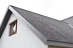 屋顶的片段 免版税库存图片