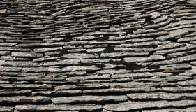 屋顶石头 库存照片
