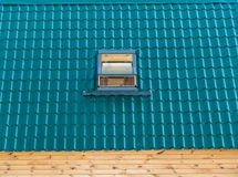 屋顶窗口 库存照片