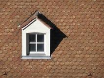 屋顶窗屋顶 免版税库存图片