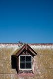 屋顶窗 免版税库存照片