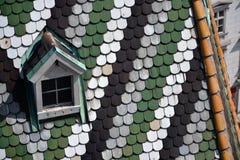 屋顶窗n维也纳 免版税库存照片
