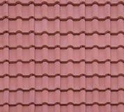 屋顶纹理 免版税库存照片