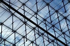 屋顶结构 免版税库存图片