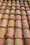屋顶背景 库存照片