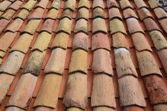 屋顶背景 免版税图库摄影