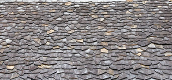 屋顶表面。 免版税库存图片
