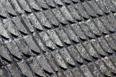屋顶长方形 免版税库存图片